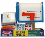 Melissa & Doug My Own Mailbox packaged