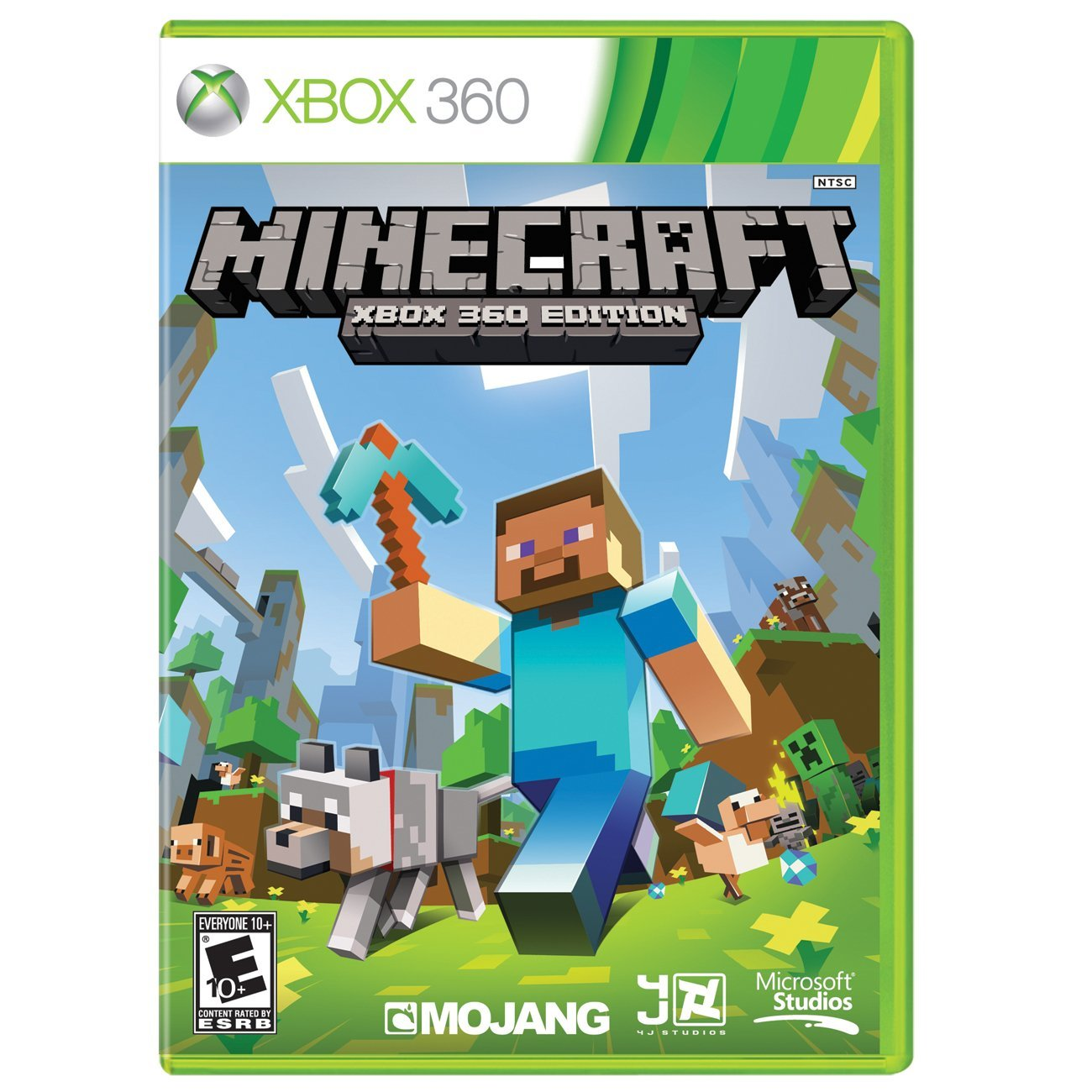 Minecraft Xbox 360 for $13 99 + Free In-Store Pickup from