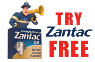 Free Zantac After Mail-in Rebate