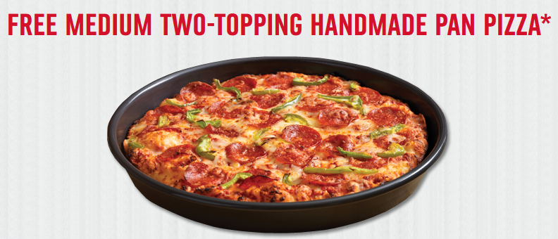 Freebies free summer camps possibly free domino 39 s pizza for Dominos pizza salon
