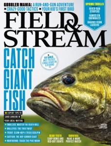 Field & Stream April 2014