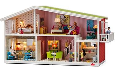 Creative Kidstuff Lundby Smaland Doll House 59 99 Free Shipping