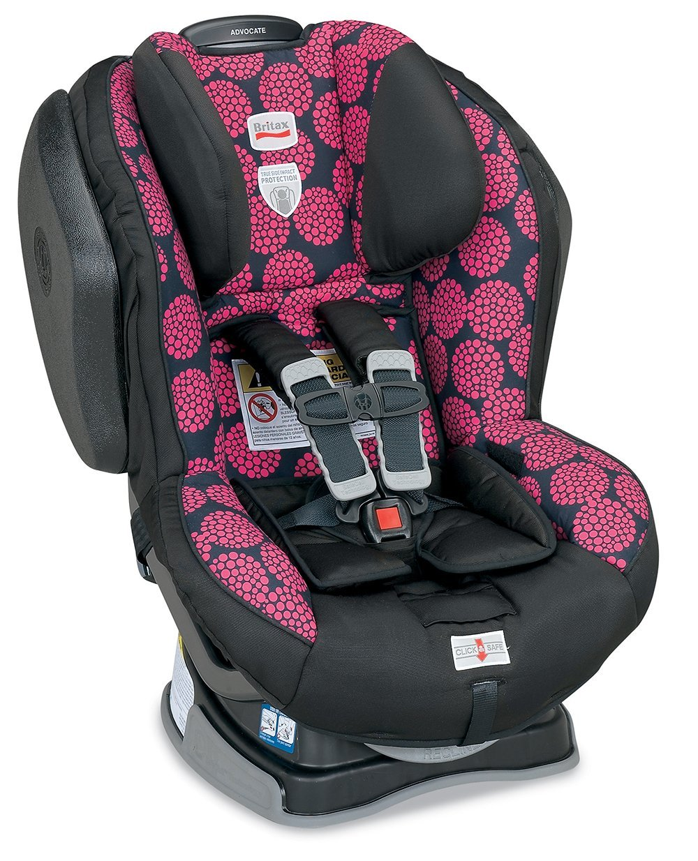 What are the different factors to consider when buying car or truck seats. A car or truck seat should be labeled with the model number and the date of manufacture. This information is crucial in finding out if there is a recall on your seat or whether it has expired. A car or truck seat should have all its parts.