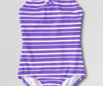 Girls' Smart Swim™ One Piece Swimsuit