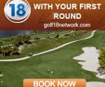 Golf 18 Network: Discounted Tee Times + Free $25 Credit (New Customers)