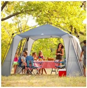 Ozark Trail Canopy Bundle & Walmart.com: Ozark Trail Canopy with Table and Chairs Value Bundle