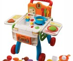 V-Tech Shop and Cook Playset