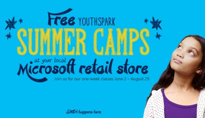 YouthSpark summer camp