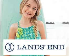 5903f95972 Lands' End Swimwear Sale: Swimwear for the Entire Family Up to 78% Off