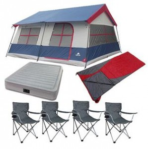 Ozark Trail 3-Room Tent Bundle  sc 1 st  Pocket Your Dollars & Ozark Trail 3-Room Tent for $179 + Free Shipping