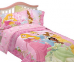 Disney Princess Bedding and Decor for $20 or Less on Amazon