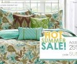 Designer Living: Up to 71% Off Home Decor and Bedding with Extra 25% Off (Exp 6/14)
