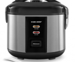 amazon small appliance deals Black & Decker 12-Cup Rice Cooker