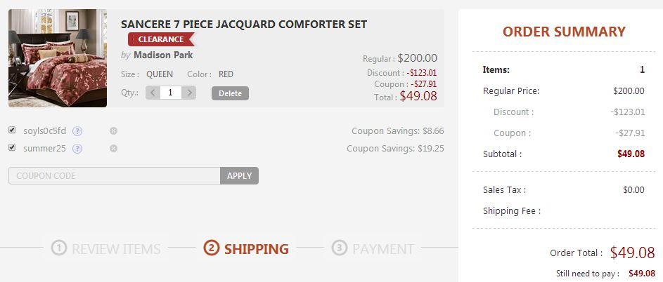 Designer Living Coupon Code: Extra 25% Off Home Decor