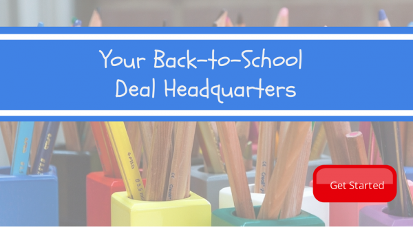 Back to school slider