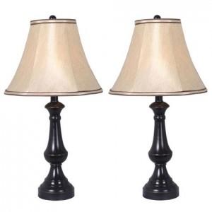 Newport Designs 2 Piece Antique Gold Sand Table L& Set  sc 1 st  Pocket Your Dollars & Shopko Lamp Sets: 2-Piece Newport Designs Lamp Sets $40