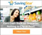 SavingStar: Save with Digital Coupons (Now at Target, Walgreens, Walmart + More)