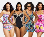 Tanga Plus-Size Swimsuit Sale: Suits Up to 42% Off + Free Shipping (Exp, 7/27)