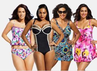 f1dddbaf780d6 Tanga  Plus-Size Swimsuit Sale (Exp 7 27)