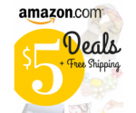 amazon $5 deals Featured Image