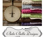bebe bella designs custom throws