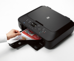 Canon wireless all-in-one inkjet printer
