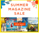 summer magazine sale hunting magazines