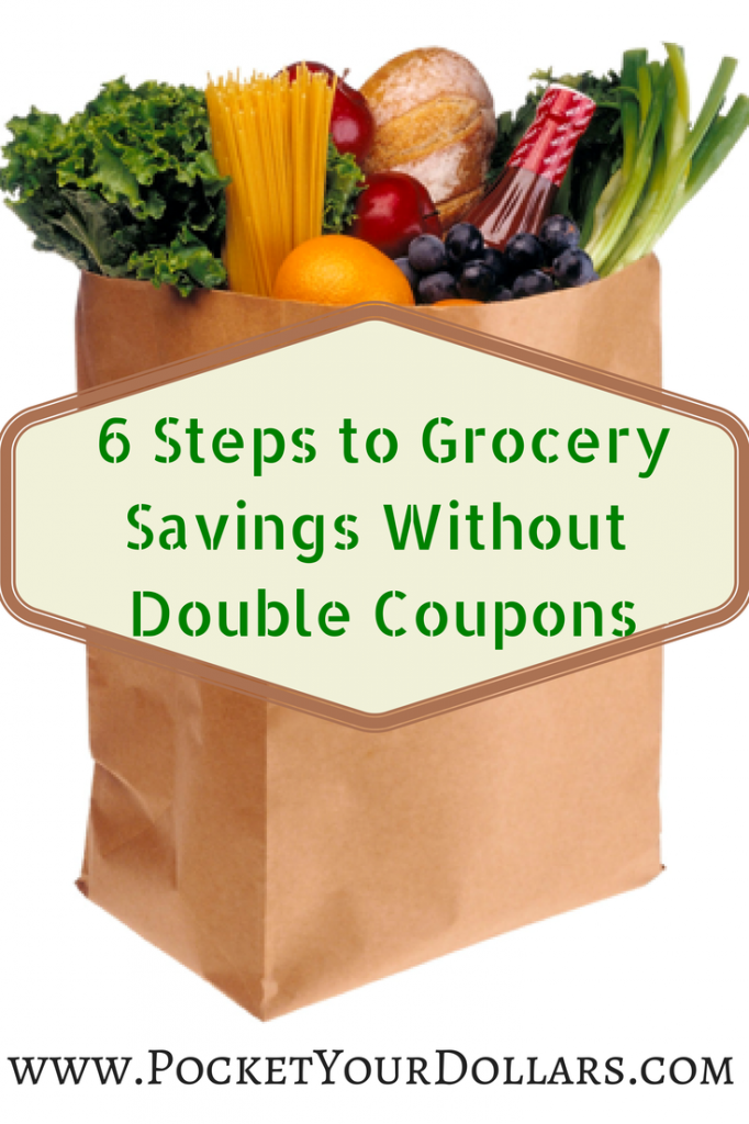 6 Steps to Grocery Savings