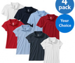 4-pack polos