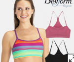 Deals Devil: 9-Pack Bestform Racerback Sports Bras Only $17.21 Shipped