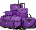 Macy's: 5-Piece Luggage Set Only $89.94 Shipped (Lowest Price)