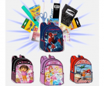 Tanga: Backpack and School Supplies Kit $34.99 + Free Shipping (Exp. 8/5 at 9 AM)