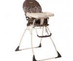 cosco flat fold high chair