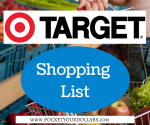 Best and Easy Deals at Target 1/7/2018 — 1/13/2018