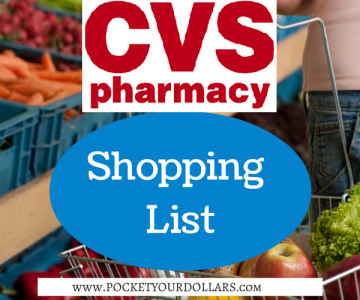 Best Deals at CVS 5/13/2018 — 5/19/2018
