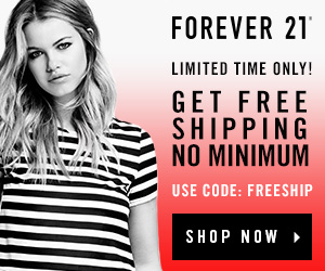Forever 21 provides its customers with a valuable shopping experience for a number of reasons. They have competitively low prices, countless consistent promotions, and free shipping offered when orders total over $ They also provide stylish clothing items for women, men, and kids.3/5(69).