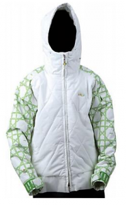 38e7d139 Foursquare Candy Girls' Snowboard Jacket $59.95-$69.95 (57% off) when you  use $10 coupon + Free Shipping