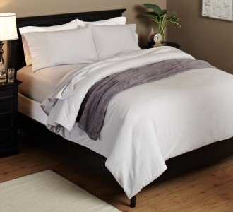 Nice This Pinzon Gram Flannel Duvet Cover in Gray is only for a King regularly u that us off Other sizes are on sale as well