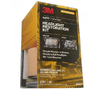 Amazon: 3M Headlight Restoration Kit Only $5.40 After Rebate & eCoupon
