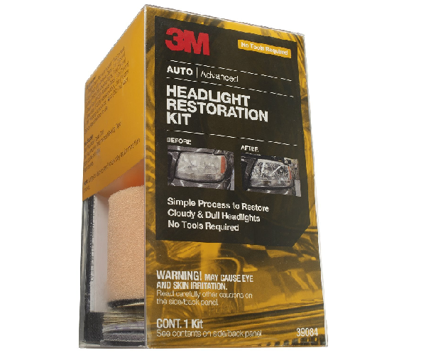amazon 3m headlight restoration kit only. Black Bedroom Furniture Sets. Home Design Ideas