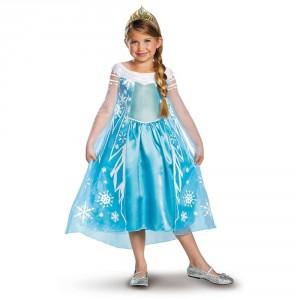 Frozen Halloween Costumes. deluxe elsa  sc 1 st  Pocket Your Dollars & Amazon Frozen Halloween Costumes: Options from $16