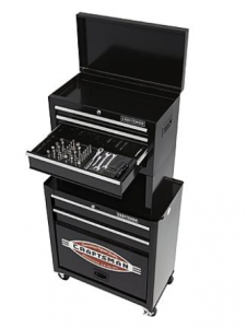 Sears: Craftsman Tool Chest with 58-Piece Tool Set