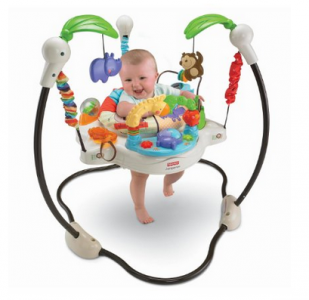 Fisher-Price Luv U Zoo Jumperoo $50 Shipped