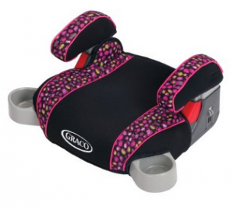 Features Of The Graco Backless Booster Car Seat