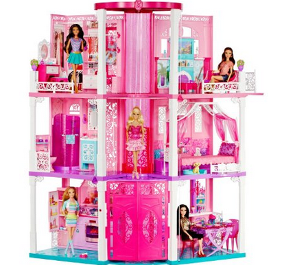 Deals on barbie houses