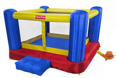 Zulily Fisher Price Backyard Mega Bounce House 200