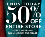 Lane Bryant Sale: Extra 50% Off Sitewide + Free Shipping (Exp. 11/30)