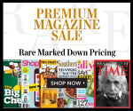 DiscountMags Premium Magazine Sale: All You Magazine Only $10/Year + More