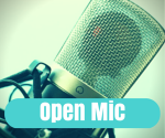 Open Mic for July 2017
