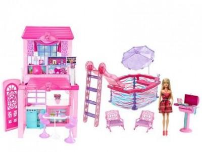 Walmart Barbie Ultimate Beach House 19 97